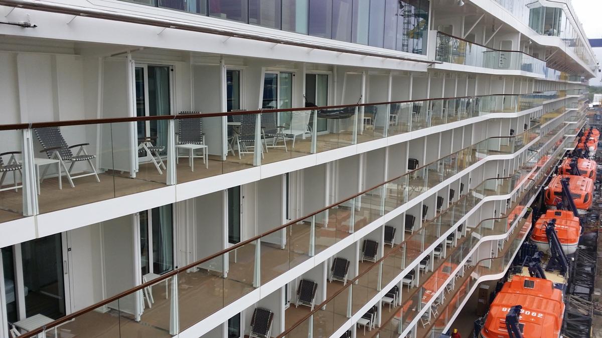 Newbuilding Mein Schiff 5 - Cruise ships supplies - Somec
