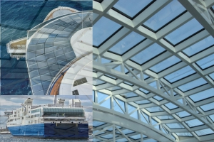 Horizons #6: Solarium and glass roofs